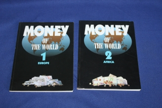 MONEY OF THE WORLD, KNIHA